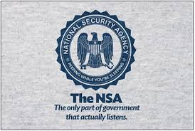 NSA the only part of the government that actually listens