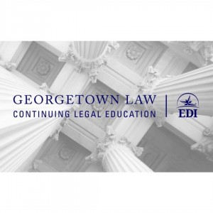 Georgetown Law CLE logo 2017